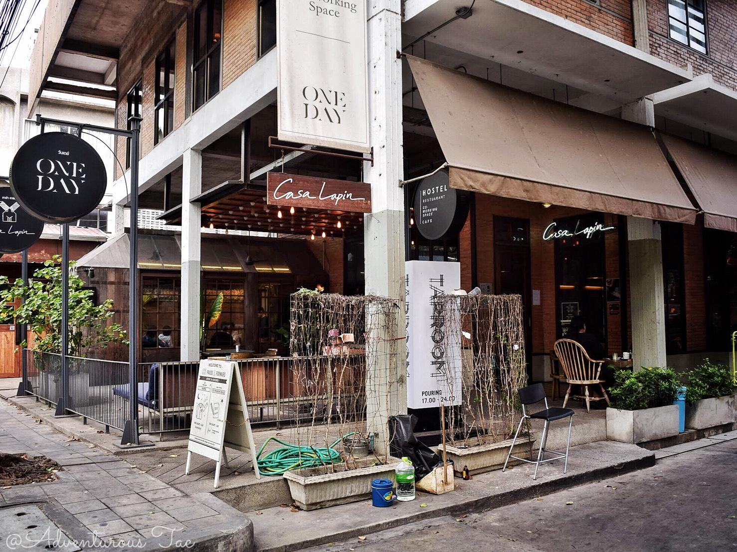 Casa Lapin x20】   Asian Traveller from Bangkok