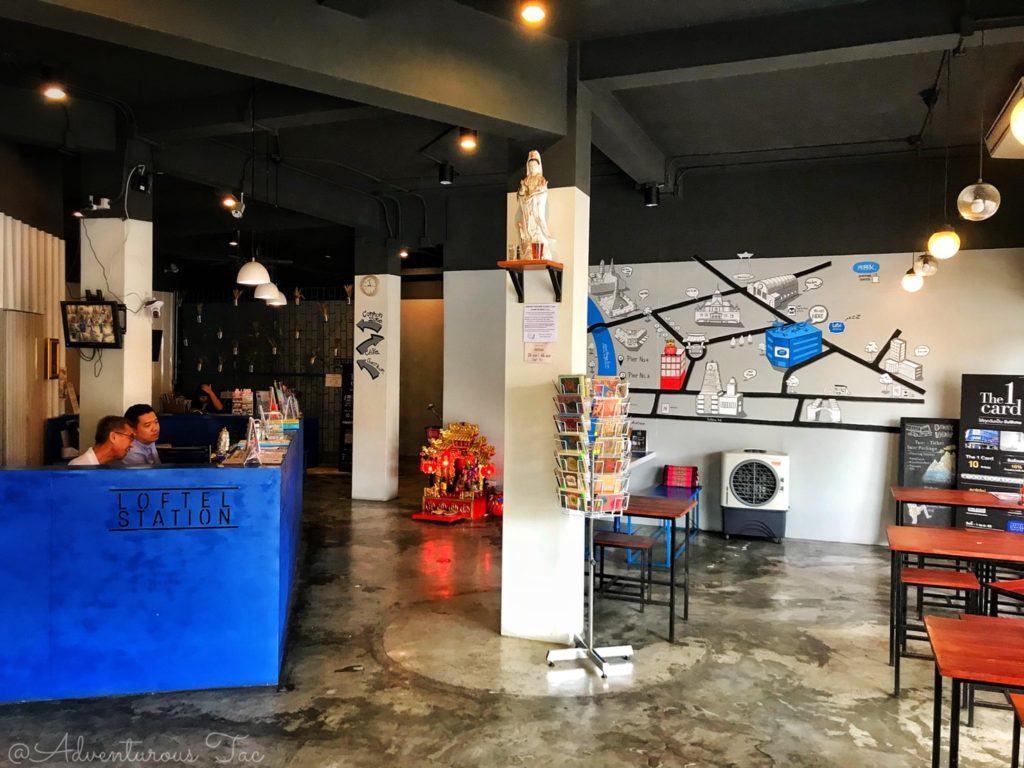 Loftel Station A Hostel Cafe Close To Hua Lamphong Station