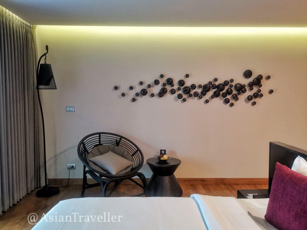 Cross Chiang Mai Riversideの寝室