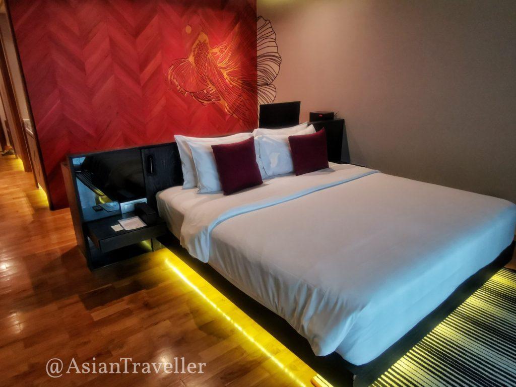 Cross Chiang Mai Riverside bedroom