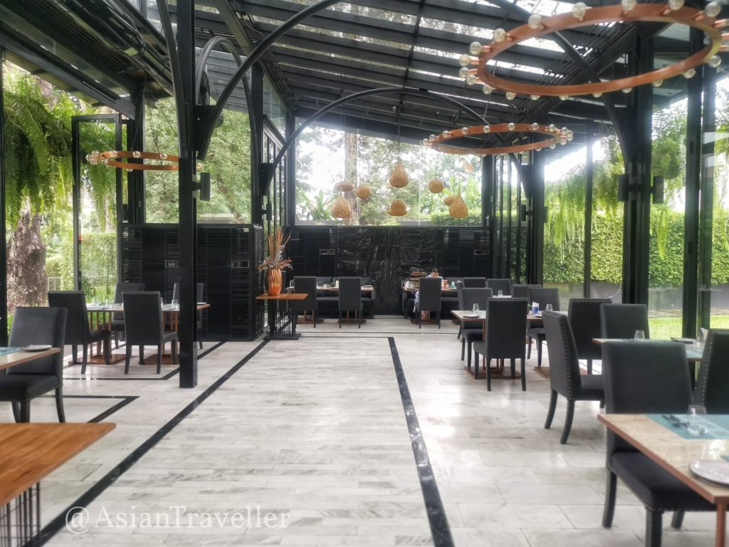 Cross Chiang Mai Riversideの朝食