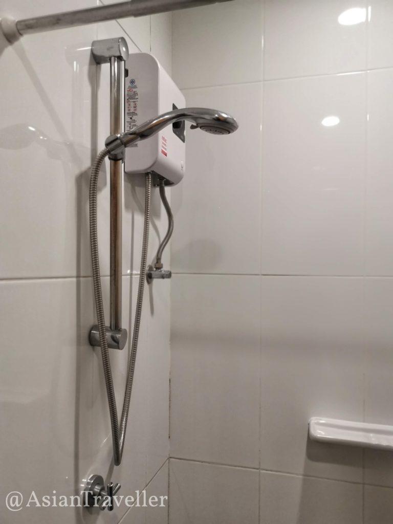 ホテルマンス hotel montha バスルーム
