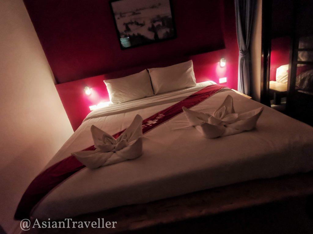 ホテルマンス hotel montha 客室