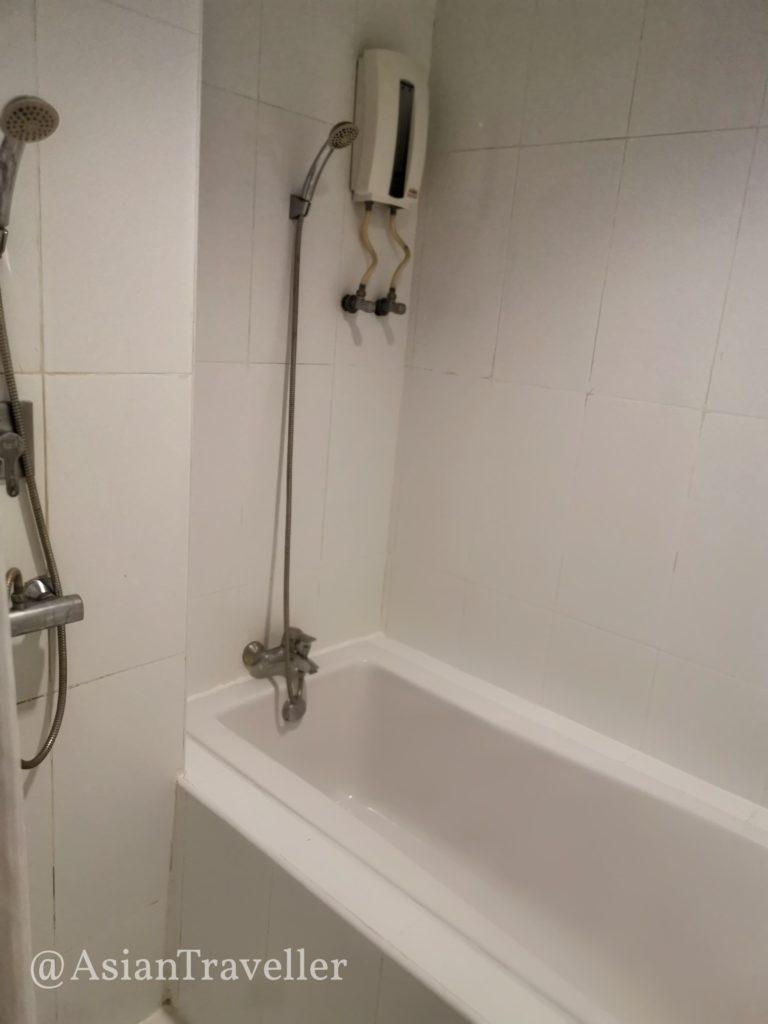 オピウムチェンマイの風呂